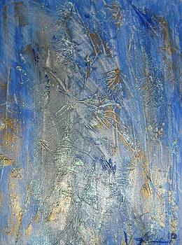 Denim Gold Dust by Veronica Trotter