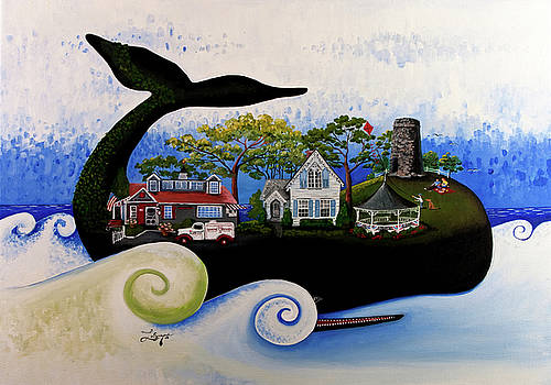 Dennis - A Whale of a Town by Theresa LaBrecque