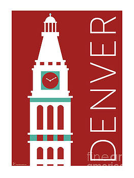 Sam Brennan - DENVER D and F Tower/Maroon