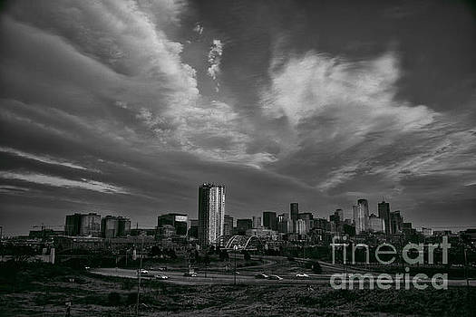 Denver Skyline by Kristal Kraft