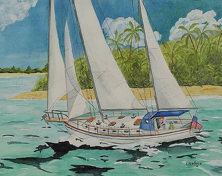 Departing by John Edebohls