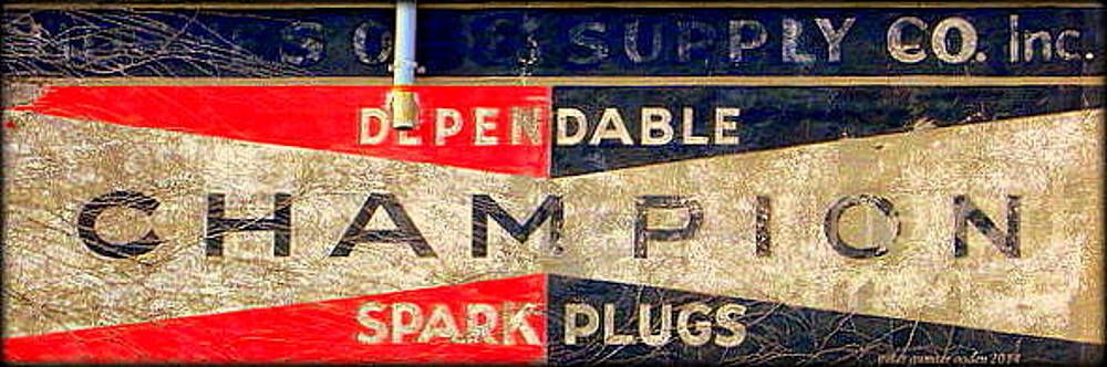 Peter Gumaer Ogden - Dependable Champion Spark Plugs
