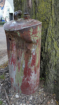 Zac AlleyWalker Lowing - Depressed bollard