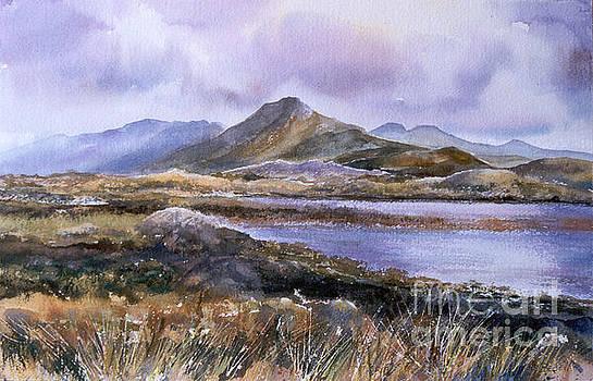 Derrinver Connemara by Kate Bedell