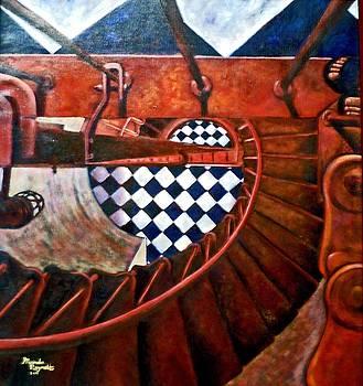 Descending Hatteras -sold by Mirinda Reynolds