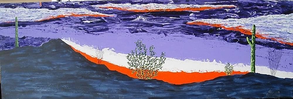 Desert 2 by Bill Collier