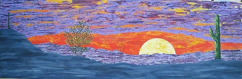 Desert by Bill Collier