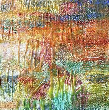 Desert Cactus by Robin Samiljan