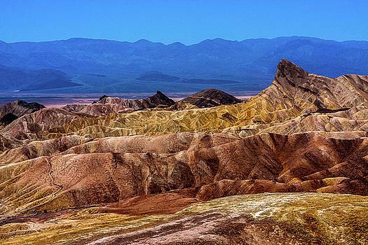 Desert colors by Yves Keroack