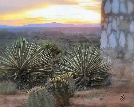 Desert Dawn by Kathy Simandl