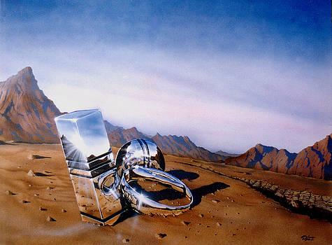 Desert Debris by John DiLauro