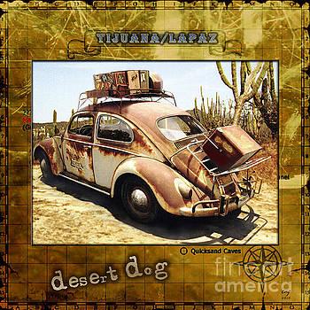 Desert Dog by Curt Johnson