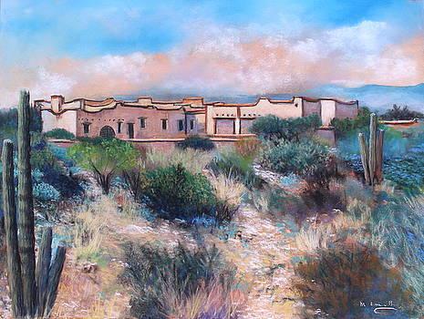 Desert Estate by M Diane Bonaparte