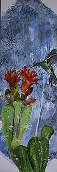 Desert flower by Susan Voidets