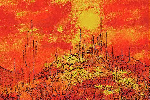 Desert Glow by Jack Zulli