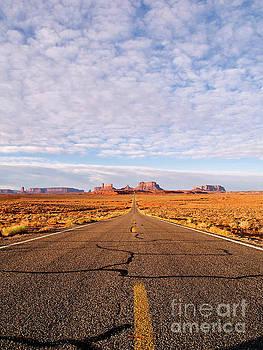 Desert Highway by Alex Cassels