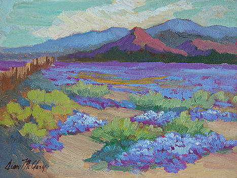 Desert In Bloom by Diane McClary