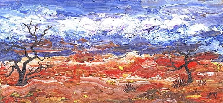 Linda Mears - Desert Landscape Color