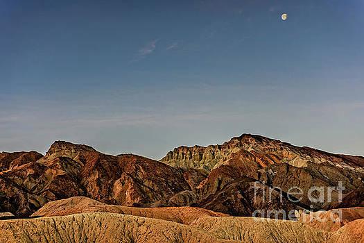 Desert Moon by Charles Dobbs