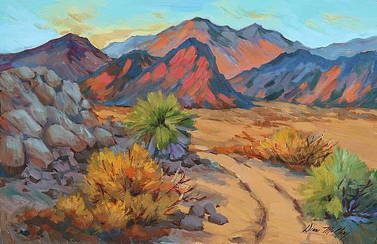 Diane McClary - Desert Morning Light