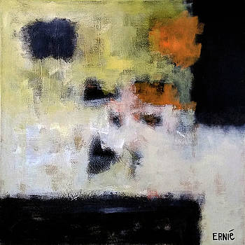 Desert Oasis by Ernie Benton