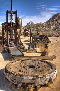 Ralph Nordstrom - Desert Queen Ranch 2007