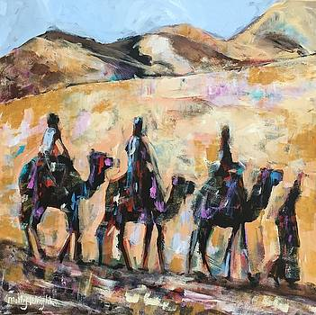 Desert Riders by Molly Wright