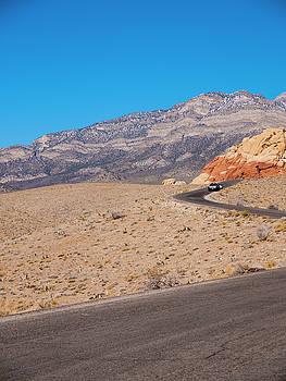 Desert Road by Rae Tucker