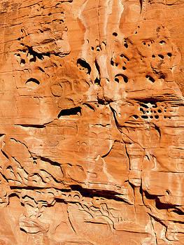Desert Rock by Rae Tucker