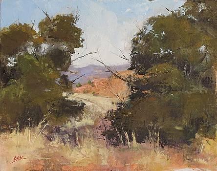 Desert Sentinels by Kaia Thomas