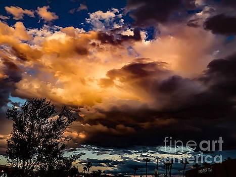 Desert Sky 4 by Chris Tarpening