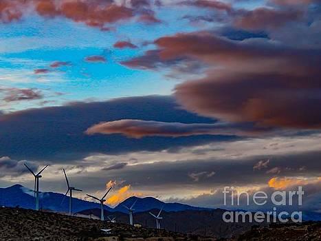 Desert Sky by Chris Tarpening