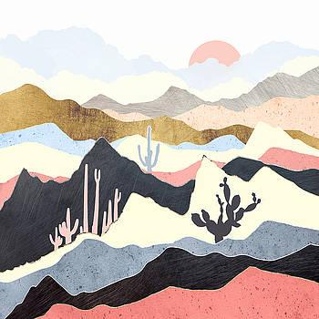 Desert Summer by Spacefrog Designs