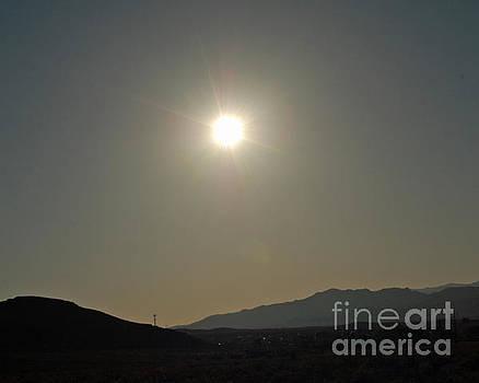 Desert Sun by Walter Chamberlain