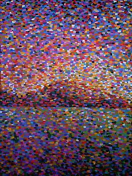 Desert Sunrise by Denise Landis