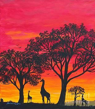 Barbara Griffin - Desert Sunset 2