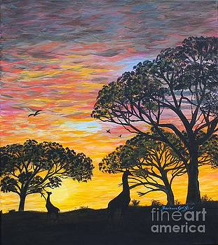 Barbara Griffin - Desert Sunset