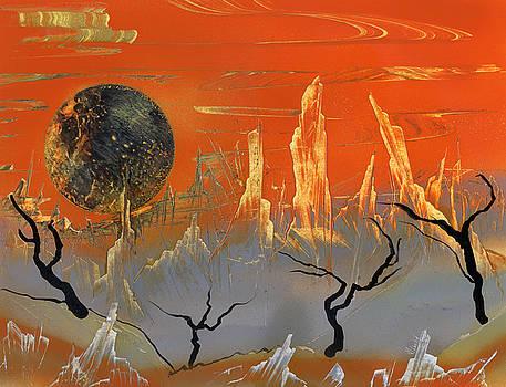 Jason Girard - Desert Sunset