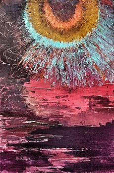 Desert Sunset by Ryan Adams