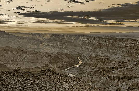 Ricky Barnard - Desert View II - Anselized