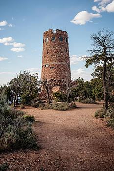 Desert View Watchtower by Jaci Harmsen