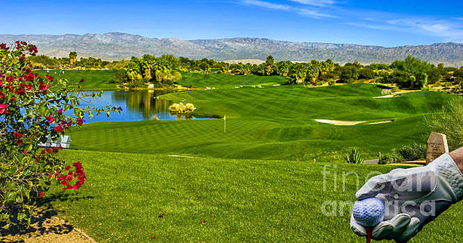 David Zanzinger - Desert Willow Fairway