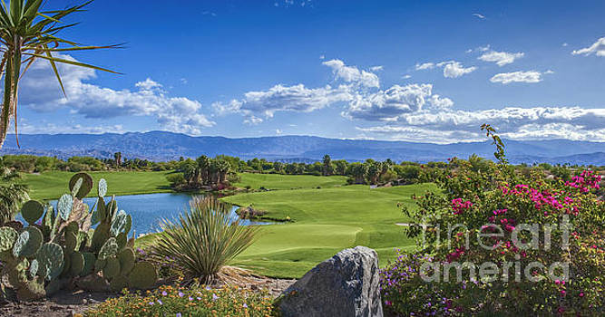 David Zanzinger - Desert Willow Golf Course