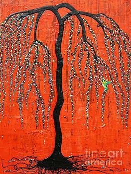 Desert Willow by Natalie Briney