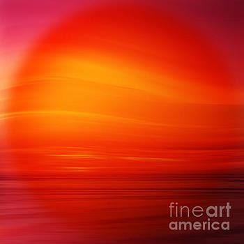 Desert Winds by John Edwards