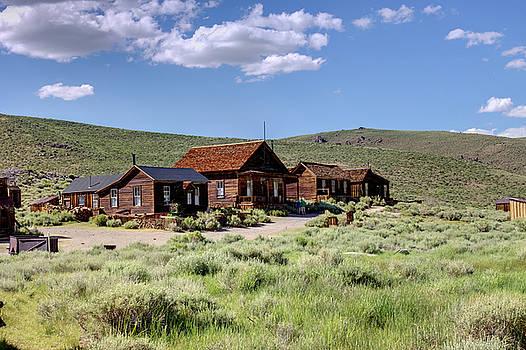 Ricky Barnard - Deserted Dwellings