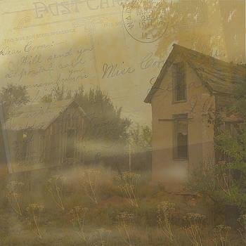 Deserted Town by Nadine Berg
