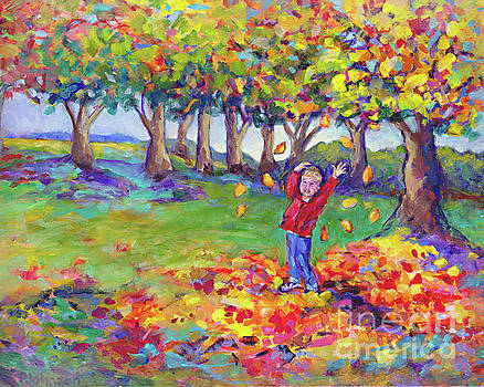 Hurrah for Fall By Peggy Johnson by Peggy Johnson
