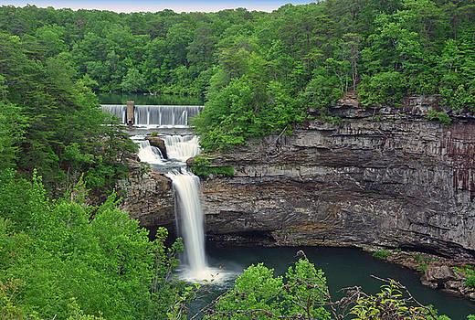 DeSoto Falls by Ben Prepelka