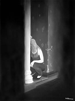 Despair nr.2 by Kenneth-Edward Swinscoe